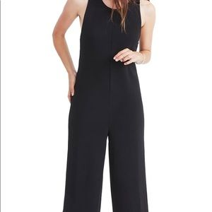 Madewell Texture and Thread Tie-back Jumpsuit